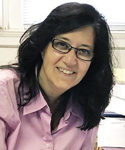 Portrait of Administrative Assistant Michele Duquella